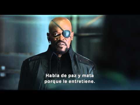 The Avengers: Los Vengadores - Escena de Loki en prisión (Subtitulado)