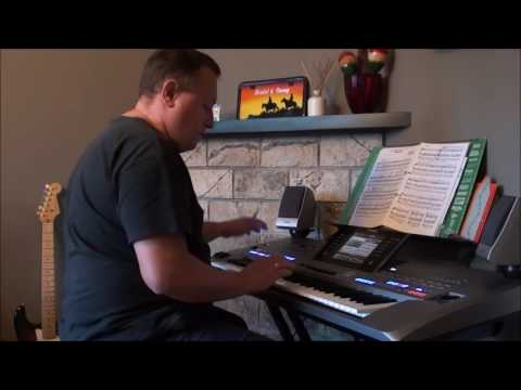 Brother Louie - Modern Talking on Yamaha keyboard Tyros 5