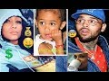 Chris Brown Baby Mama Wants More MONEY because Royalty is in DANGER 😱💰