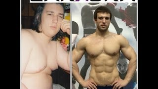 Шокирующая трансформация: минус 50 кг. жира - это реальность! История победы над собой!
