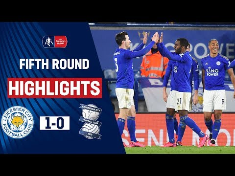 Leicester Birmingham Goals And Highlights
