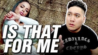 Alesso & Anitta - Is That For Me (Official Video) REACTION!!!