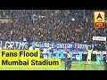 Fans Flood Mumbai Stadium After Sunil Chhetri's Appeal | ABP News