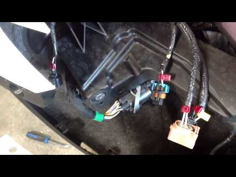 hqdefault installing updated drl hid headlights on 2014 jeep grand cherokee 2014 jeep cherokee wiring harness at bayanpartner.co