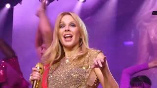 kylie Minogue - Golden Tour - Locomotion (Live)