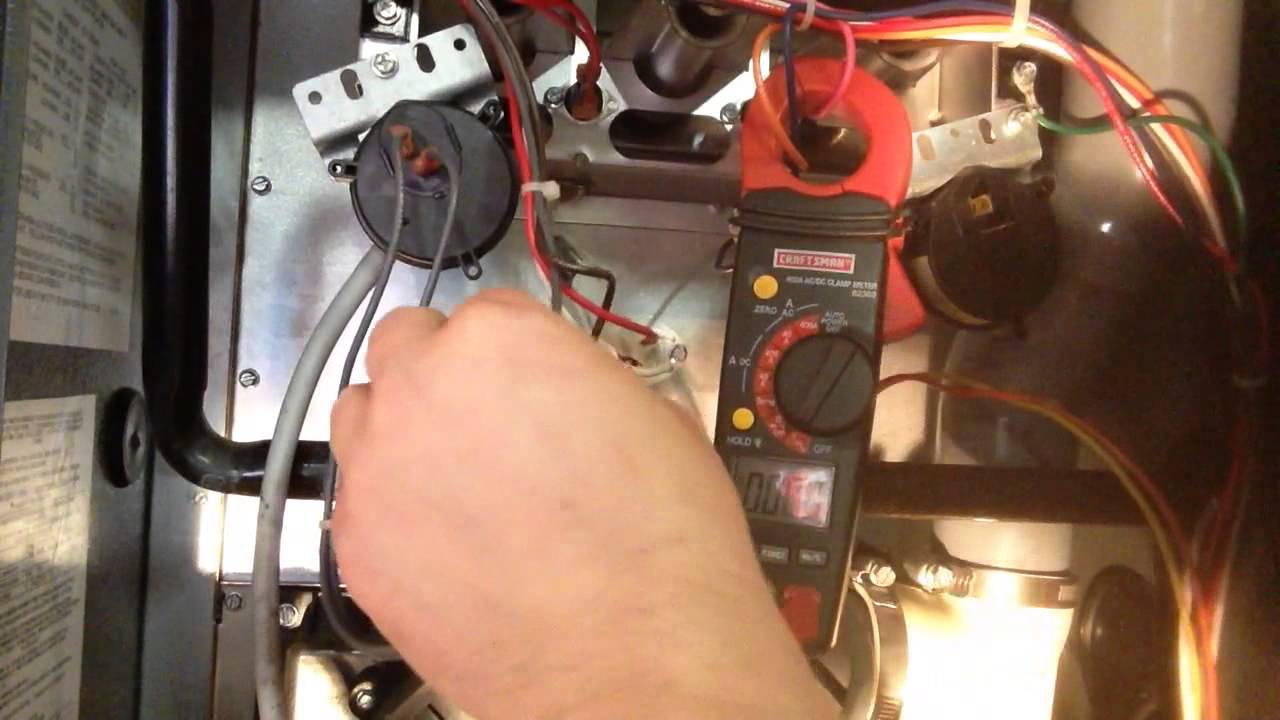 diy how to troubleshoot furnace gas valve [ 1280 x 720 Pixel ]