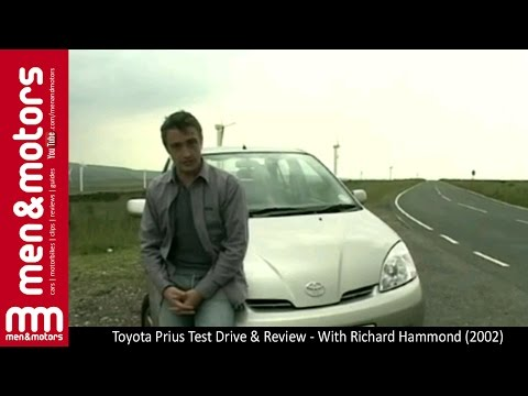 Toyota Prius Test Drive & Review - With Richard Hammond (2002)