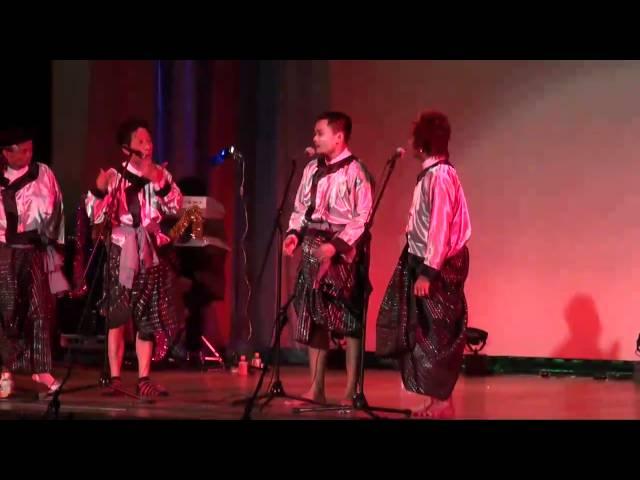 Myanmar concert(anyeint 6.2.2011Tokyo Japan)part3