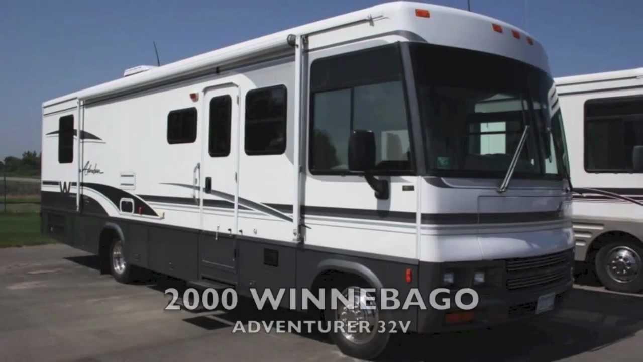 2001 Winnebago Adventurer 35 Priced at $ 29500