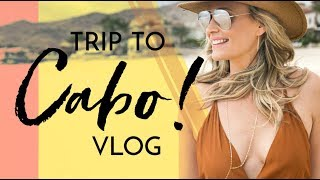VLOG 3 | FASHION SHOOT IN CABO | Molly Sims 2018
