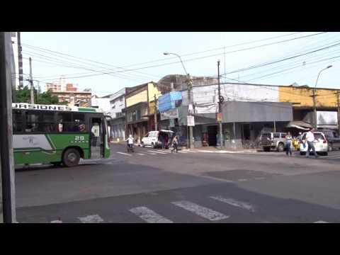 Asuncion Paraguay, 3 31 2017