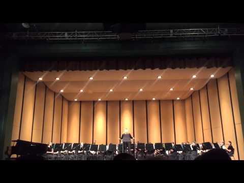 Elsinore Middle School Roar Band 3-5-16