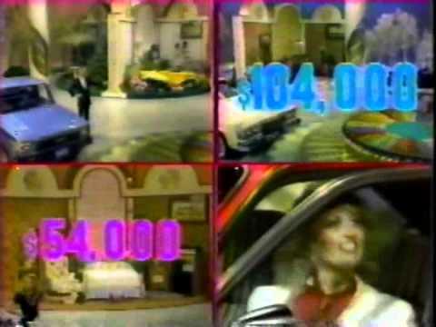 Wheel Of Fortune 1984