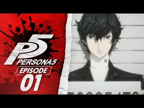 YOU HAVE TO PLAY THIS GAME! | Persona 5 Walkthrough/Let's Play/Playthrough Part 1!