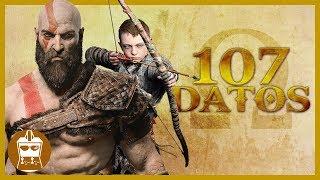 107 Datos de God Of War que DEBES saber (AtomiK.O. #17)
