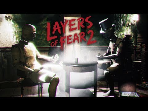 КОЗЫРЬ В РУКАВЕ ► Layers of Fear 2 #5