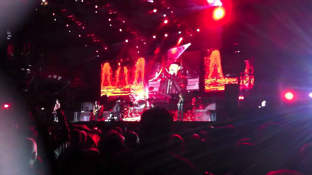 Scorpions Konzert Köln