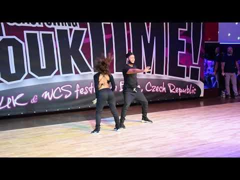 Charles & Aline zouk show - WestZoukTIME 2018 in Brno