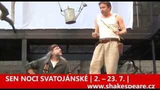 Sen noci svatojánské začíná 2.7.2014