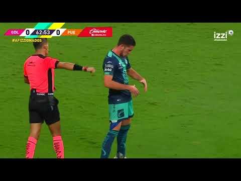 Gol Ormeño | Guadalajara 0 - 1 Puebla | Liga MX - Guardianes 2020 - Jornada 3 | LIGA BBVA MX