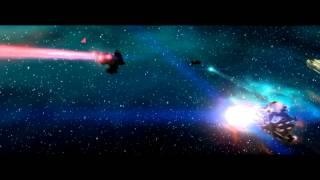 Nexus The Jupiter Incident 2013 Graphics/ship showcase & tribute [1080p]