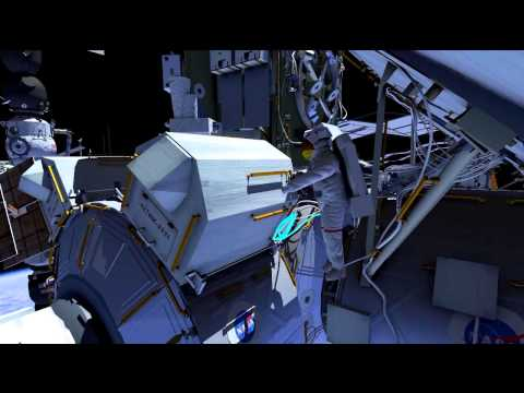 New Spacewalk Brief for ISS Expedition 36