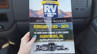 RV Show Harrisburg, PA