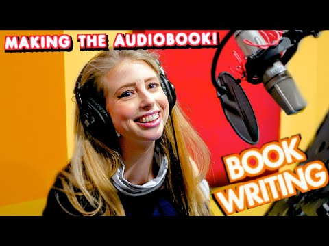 I WENT TO WATCH THE AUDIOBOOK | BOOK WRITING