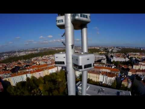 Tower Park Prague / Žižkovská věž - official video