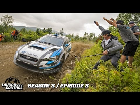 Subaru Clinches 2015 Rally America Championship  - Launch Control S3 Eps.8