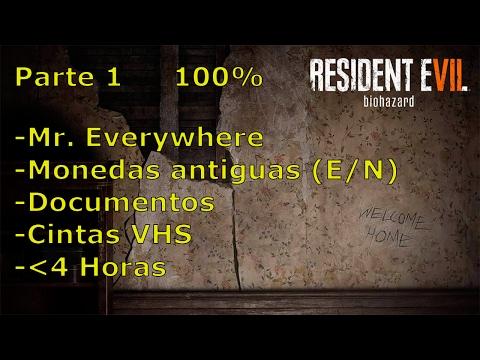 Resident Evil 7 Biohazard Guia Perfecta 100% Parte 1