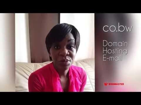 Domain & Hosting In Botswana