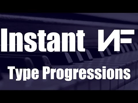How To Make NF Type Chord Progressions | FL Studio Tutorial Music Theory For Alternating Keys