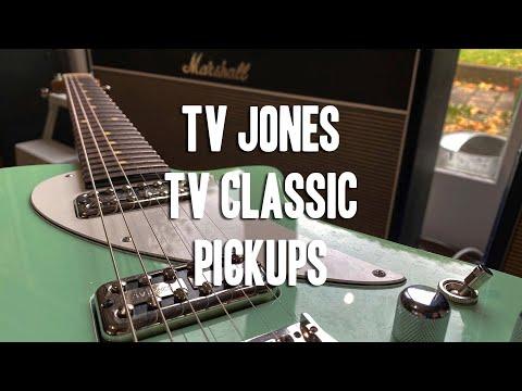 TV Jones: TV Classic Pickups