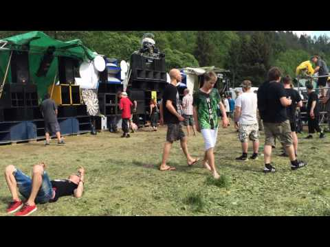 Step Evolution - Free Tekno Party - Klokocov 2016 - Czech Republic