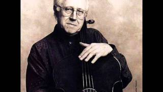Rostropovich plays Stravinsky: Russian song.