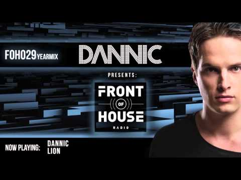 Dannic presents Front Of House Radio 029 - Yearmix 2014