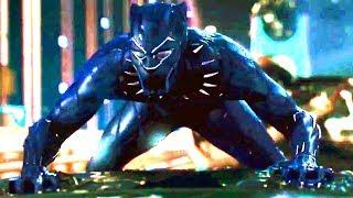 BLACK PANTHER Bande Annonce du Film (Marvel, 2018)