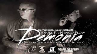 Anuel Ft. Ñengo Flow -- Demonia (Prod By Yampi)
