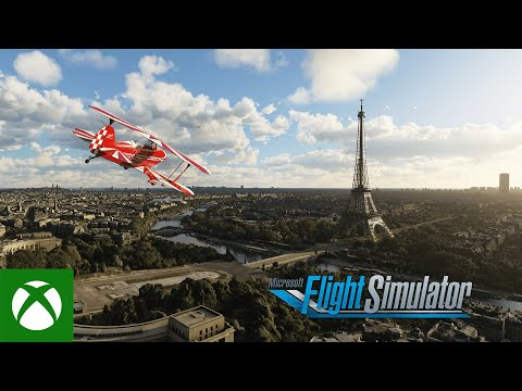 Flight Simulator World Update 4 out now – France, Belgium, Netherlands & Luxembourg landmarks feature