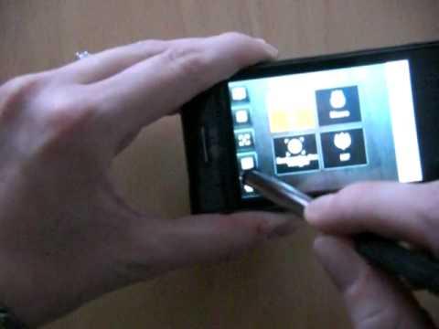 Test du LG GT540 Optimus | par Top-For-Phone.fr