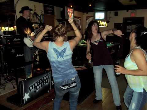 Drugstore Cowboy performs Rebel Yell