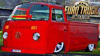 Kombi Rebaixada - Euro Truck Simulator 2