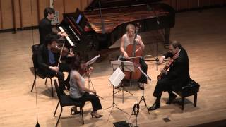 Dvorak: Piano Quintet in A Major, Op. 81 3rd Mvt.