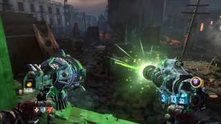 *Black Ops 3* GOROD KROVI - MOUNTED MG42 GAMEPLAY + LOCKDOWN EVENT *FAIL*!