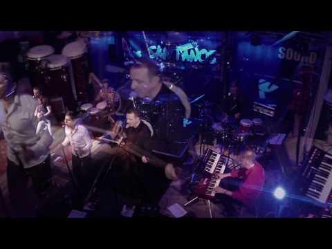 Los Santanos - El Fuego (live @ St. Barbara Lichtentanne)(Santana-Cover)