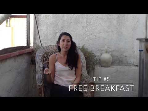 5 Tips for Saving Money While Traveling Vegan + Spain Vlog