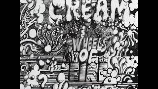 Скачать Cream Live At The Fillmore Traintime