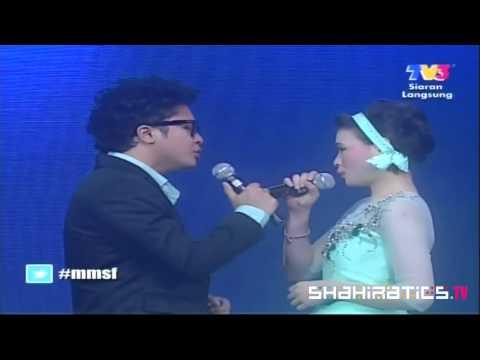 Adira & Hafiz - Ombak Rindu @ Separuh Akhir MM27