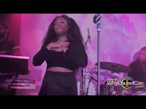 """SZA Debuts NEW SONG """"Sobriety"""" At Afropunk In Atlanta"""